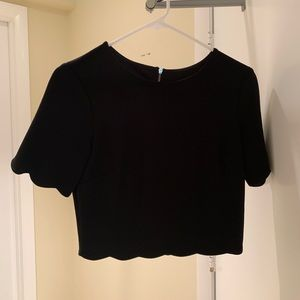 Ted Baker London top size 1 (us 4) almost new